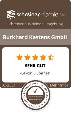 Burkhard Kastens GmbH Siegel