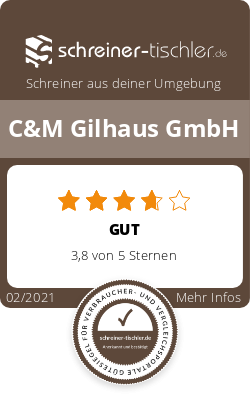 C&M Gilhaus GmbH Siegel