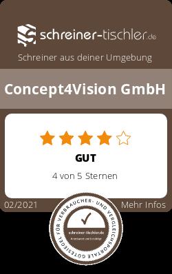 Concept4Vision GmbH Siegel