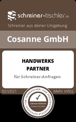 Cosanne GmbH Siegel