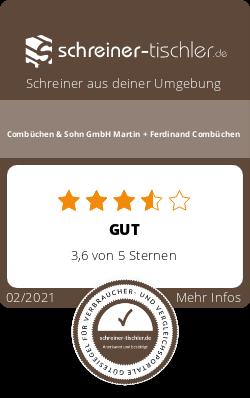 Combüchen & Sohn GmbH Martin + Ferdinand Combüchen Siegel