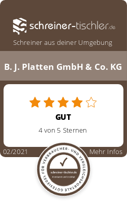 B. J. Platten GmbH & Co. KG Siegel