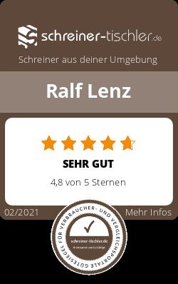 Ralf Lenz Siegel