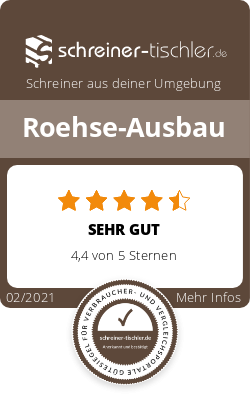 Roehse-Ausbau Siegel