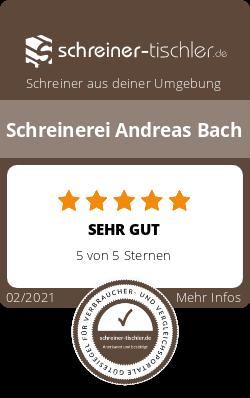 Schreinerei Andreas Bach Siegel