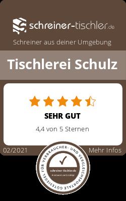 Tischlerei Schulz Siegel