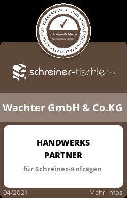 Wachter GmbH & Co.KG auf Schreiner-Tischler.de